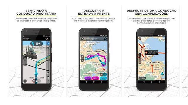 Tomtom Go Brasil Um App De Gps Realmente Gratuito Ztop Zumo