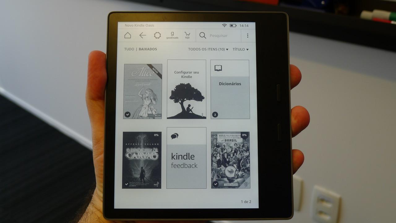 """a0d37e4c34829 Sempre tem """"Alice no País das Maravilhas"""" nos Kindle de demonstração 🙂"""