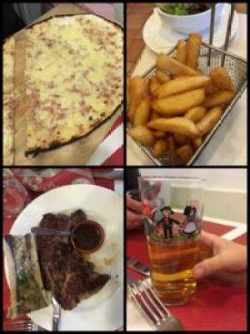 ristorante ecomuseo di Alsazia
