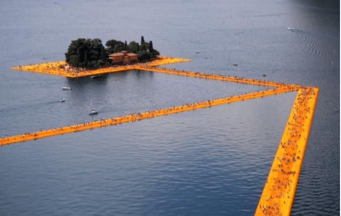Visitare il Lago di Iseo: Montisola