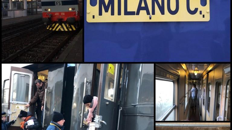 Mercatini di Natale a Trento con il treno storico