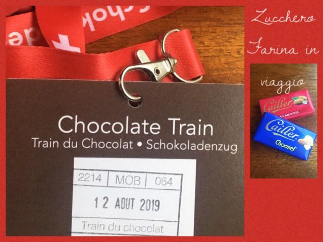 treno del cioccolato