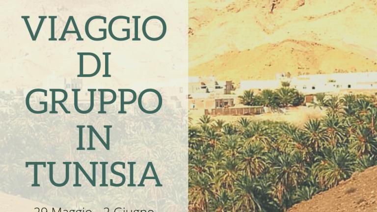 Viaggio di gruppo in Tunisia – Ponte del 2 giugno 2020