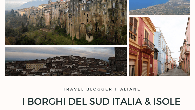I borghi del sud Italia e le isole maggiori