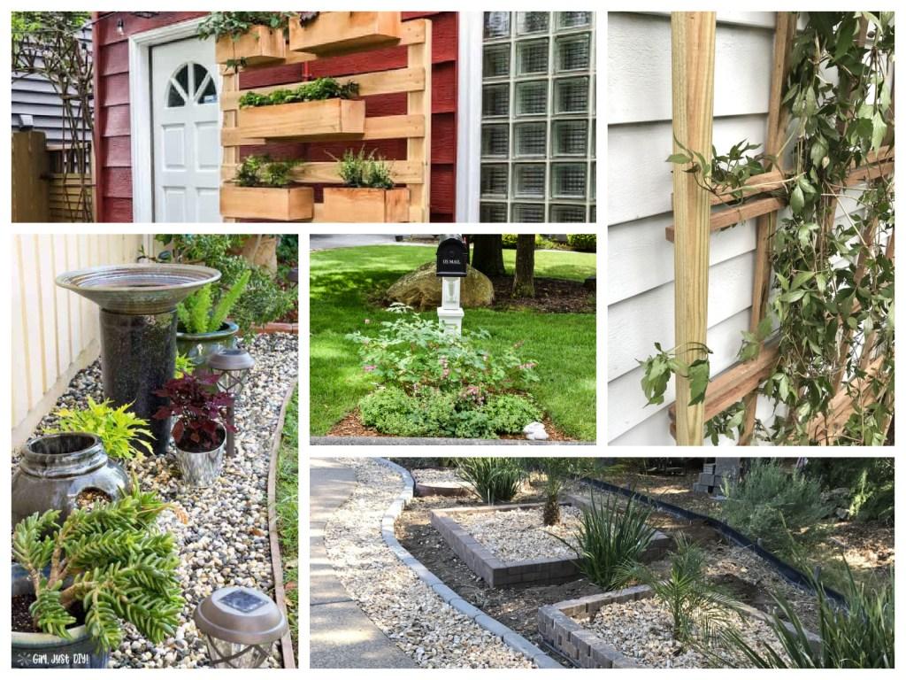 5 DIY Garden Projects
