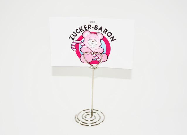 Tischkartenstnder  Schleckzeug Online Shop fr