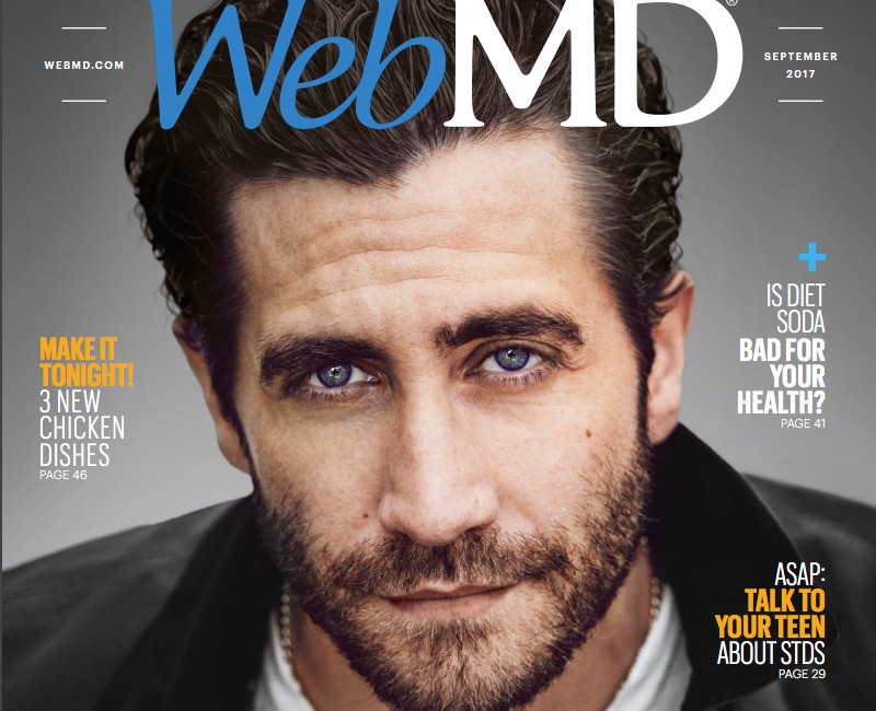 WebMD print magazine's Sept 2017 issue featured an article with Q&A from Dr. Zuckerman on face lift surgery.