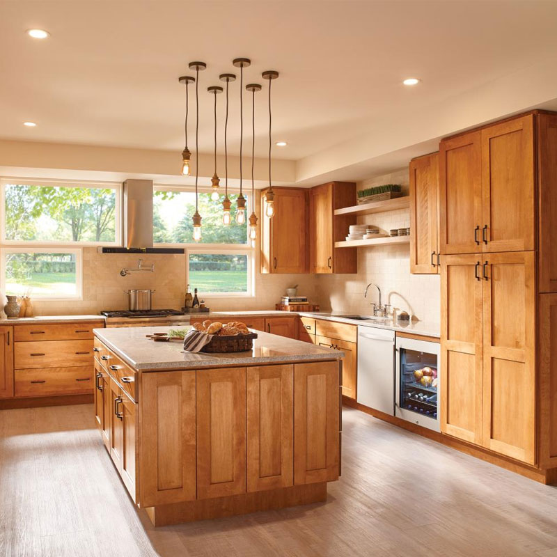 Modernview Cabinets  Zuern Building Products