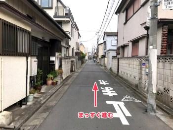 お茶の内田園<最寄駅からの歩き方>