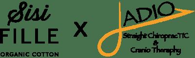 sisiFILLE organic cotton X アディオ カイロプラクティック
