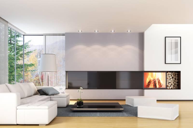 Die perfekte indirekte Beleuchtung Wohnzimmer wohnlicher durch angenehmes Licht  ZUHAUSEnet