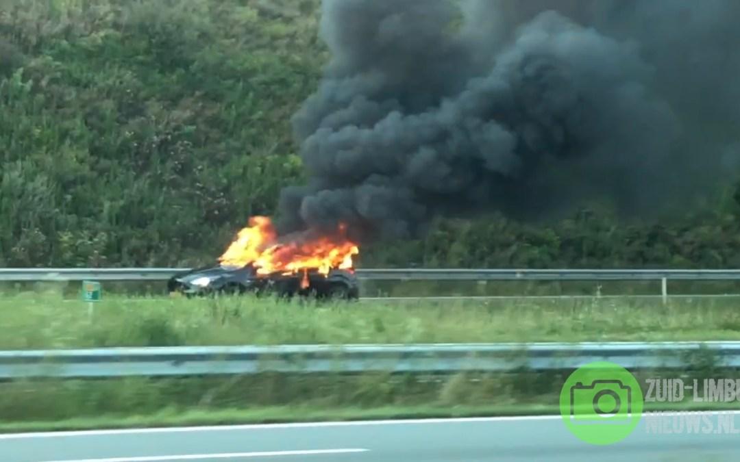 Getuigen gezocht van ernstige brandstichting na verkeersruzie