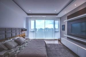 resort bedroom