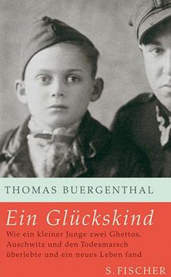 Thomas Buergenthal: Ein Glückskind, Wie ein kleiner Junge zwei Ghettos, Ausschwitz und den Todesmarsch überlebte und ein zweites Leben fand, Frankfurt/M. 2007.