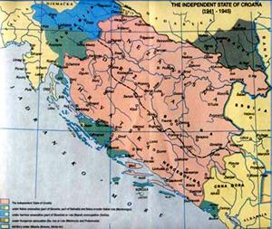 Unabhängiger Staat Kroatien