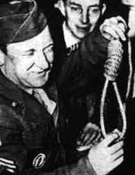 Der Henker, US-Master-Sergeant John Woods