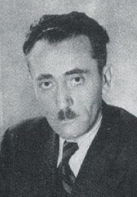 Szmuel Zygielbojm (1895-1943) . Quelle: Historical Sites of Jewish Warsaw
