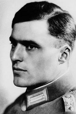 Claus Schenk Graf von Stauffenberg und der 20. Juli 1944