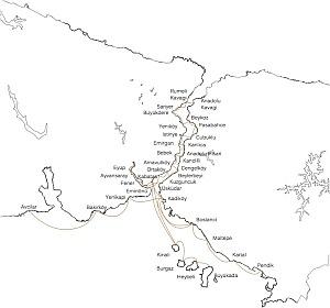 Öffentlicher Personennahverkehr in Istanbul: Eine Studie