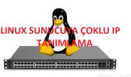 Linuxda Sunucuya Çoklu IP Tanımlama