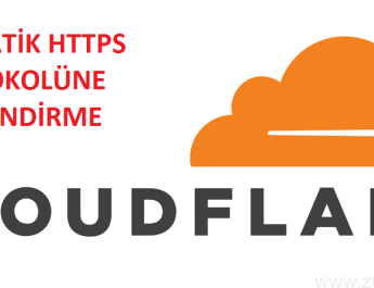Cloudflare Https Yönlendirme