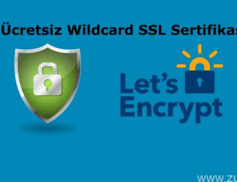 Ücretsiz Wildcard SSL Sertifikası