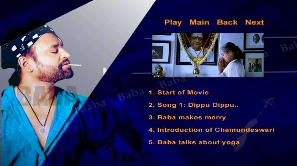zulmnet  View topic  Baba DVD by Ayngaran DVD shots