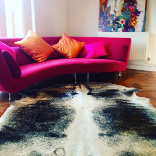 cowhide rugs, nguni cowhide skins, luxury rugs, home interiors, interior design, animal print