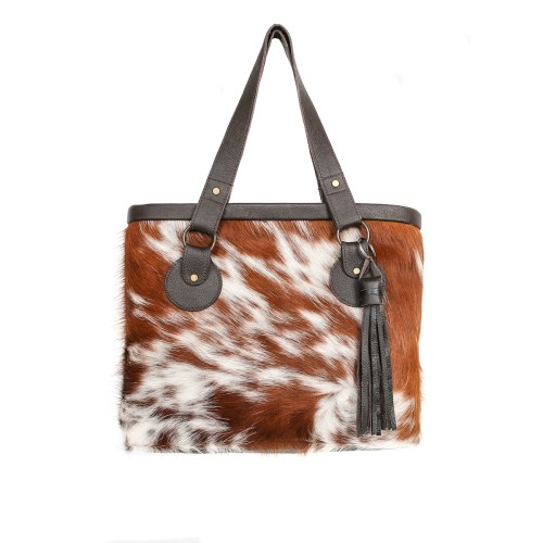 cowhide bag, cowhide purse, leather handbag, hand-made