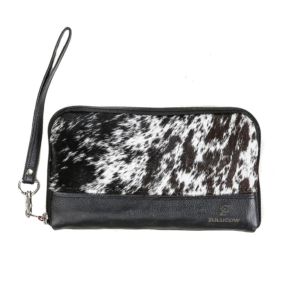 cowhide purse, wallet, travel wallet, clutch, leather purse, cowhide clutch, sustainable fashion, slow fashion, sustainable, handmade purse, artisan-made, ethically made, christmas gifts for her