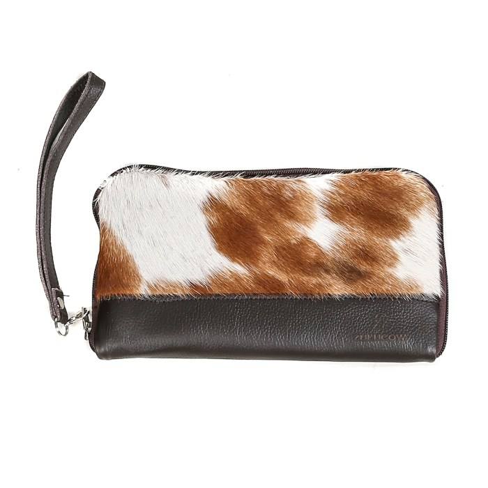cowhide purse, wallet, travel wallet, clutch, leather wallet, cowhide clutch, sustainable fashion, slow fashion, sustainable, handmade purse, artisan-made, ethically made, christmas gifts for her