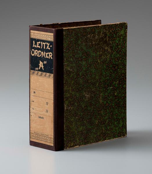 Leitz-Ordner um 1900