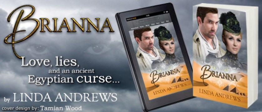 Brianna by Linda Andrews - Cover Art by Tamian Wood