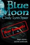 Blue Moon by Cindy Lynn Spears