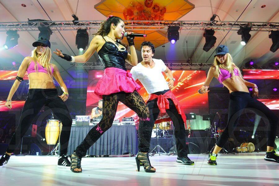 Zumba Fitness onderneming van het jaar 2012