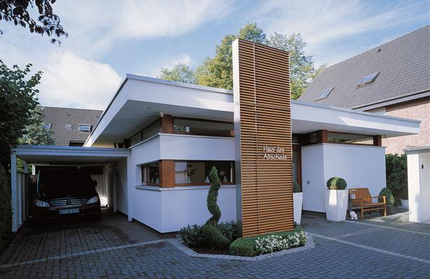 Haus des Abschieds Schalckstrae in Gtersloh  projekte