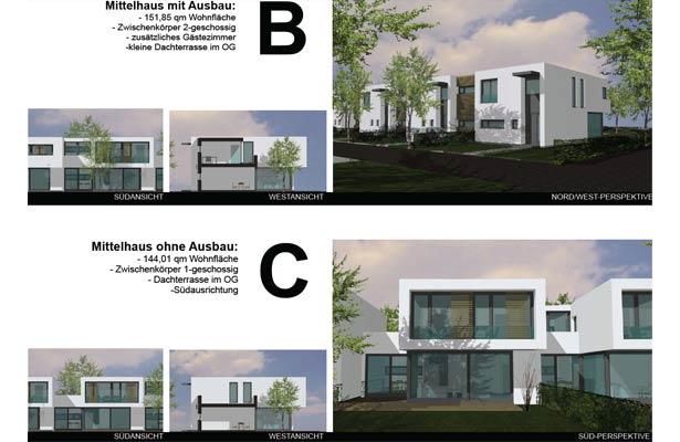 Wohnen in Bielefeld  projekte  AXEL ZUMBANSEN