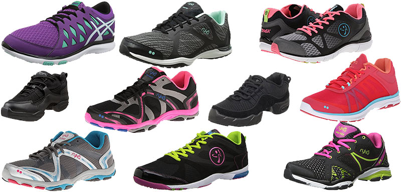 Top Ten Zumba Sneakers 2017