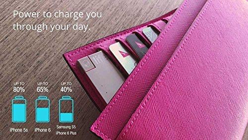 世界最薄クラスのカードタイプモバイルバッテリー「LIFE CARD」