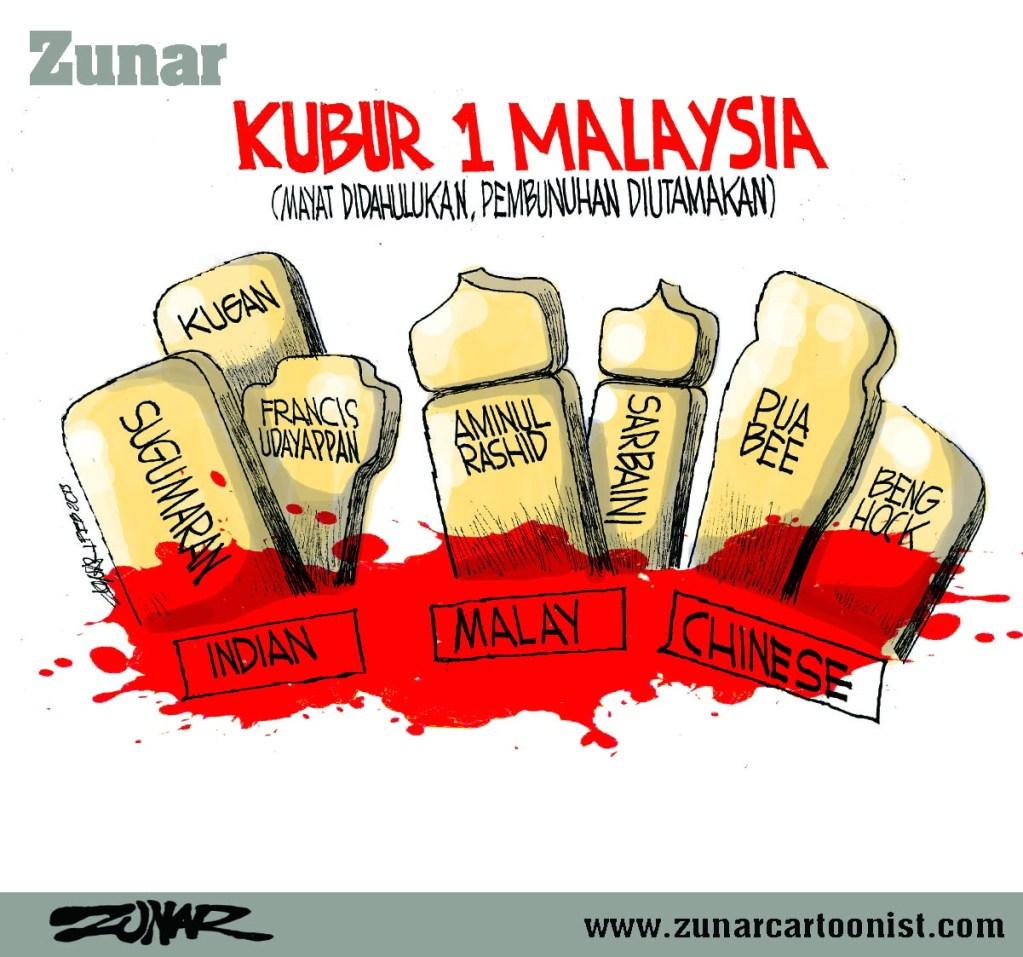 KUBUR 1 MALAYSIA 1 FEB 2013