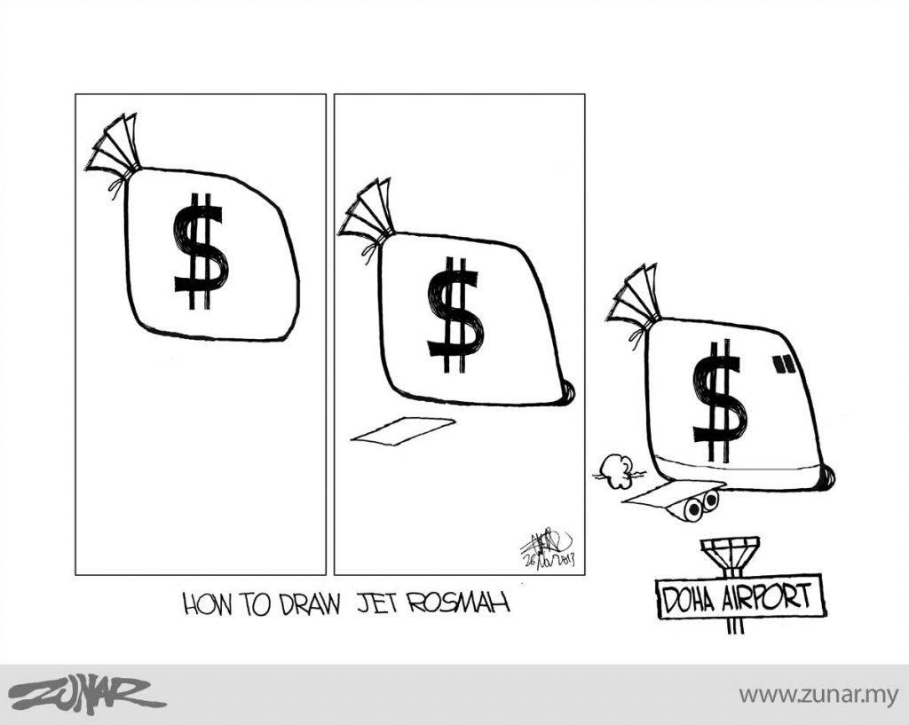 Cartoonkini-Jet-Rosmah-26-Nov-2013