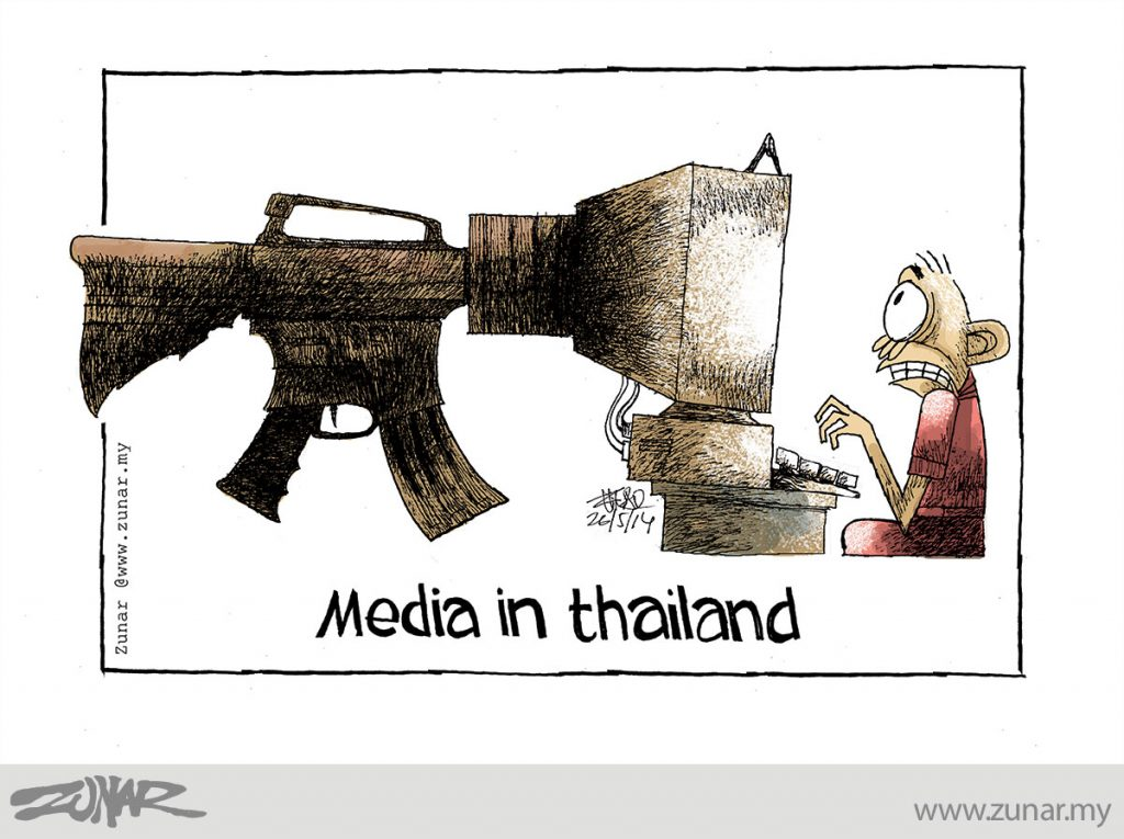 Zunar-cartoon-Media-Thailand-26-Mei-2014