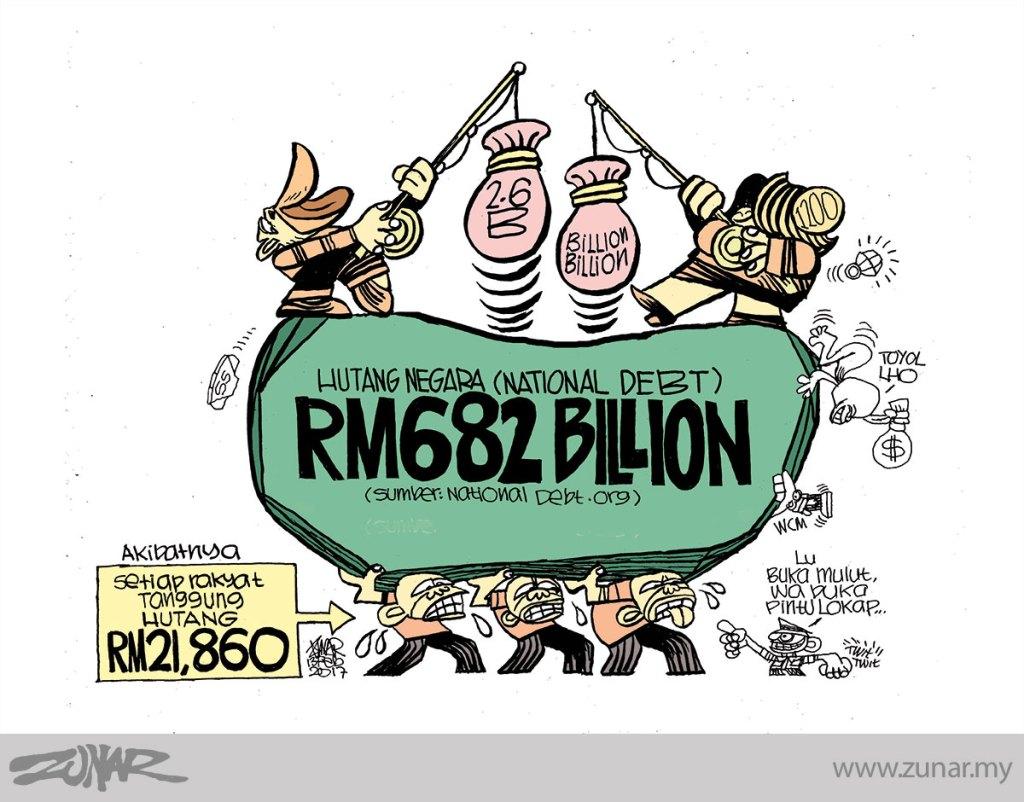 Cartoonkini-HUTANG-NEGARA-13-Feb-2017