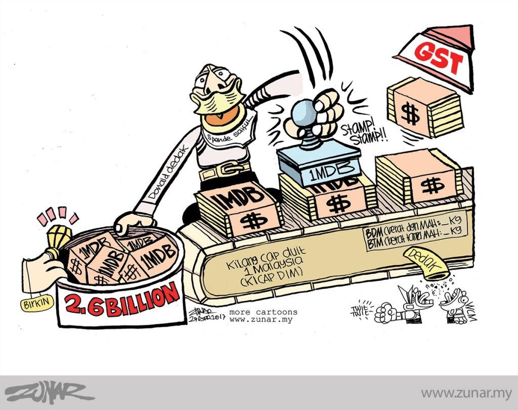 Cartoonkini-GST-1MDB-27-April-2017