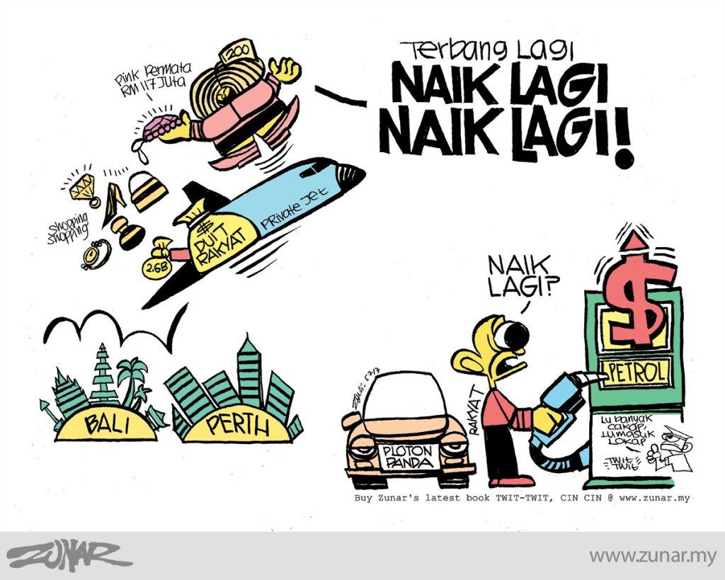 Cartoonkini-BALI-PERTH-5-July-2017