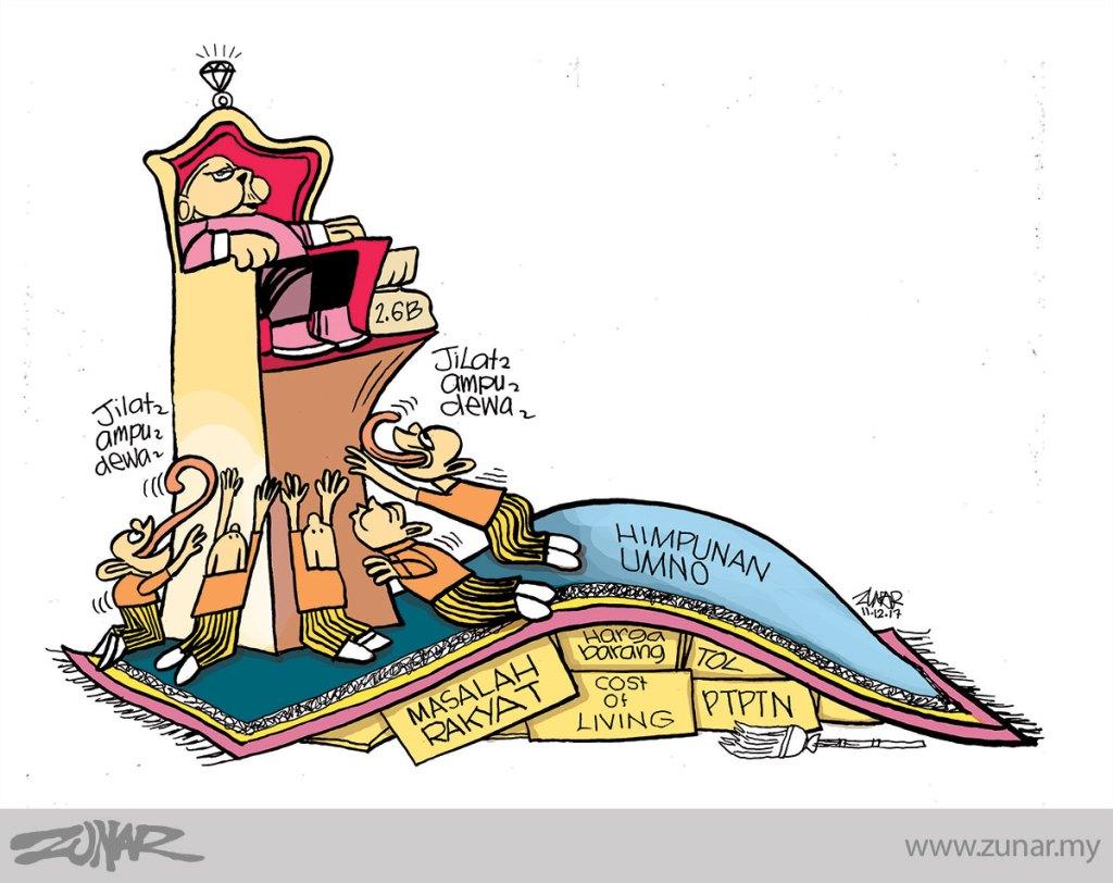 Blog-Cartoonkini-HIMPUNAN-UMNO-11-Dec-2017---Copy