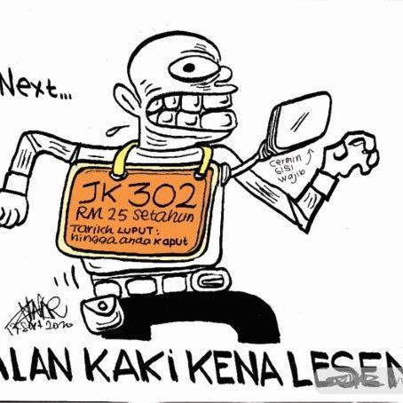 WEB Cartoonkini LESEN JALAN 17 Sept 2020 (Custom)
