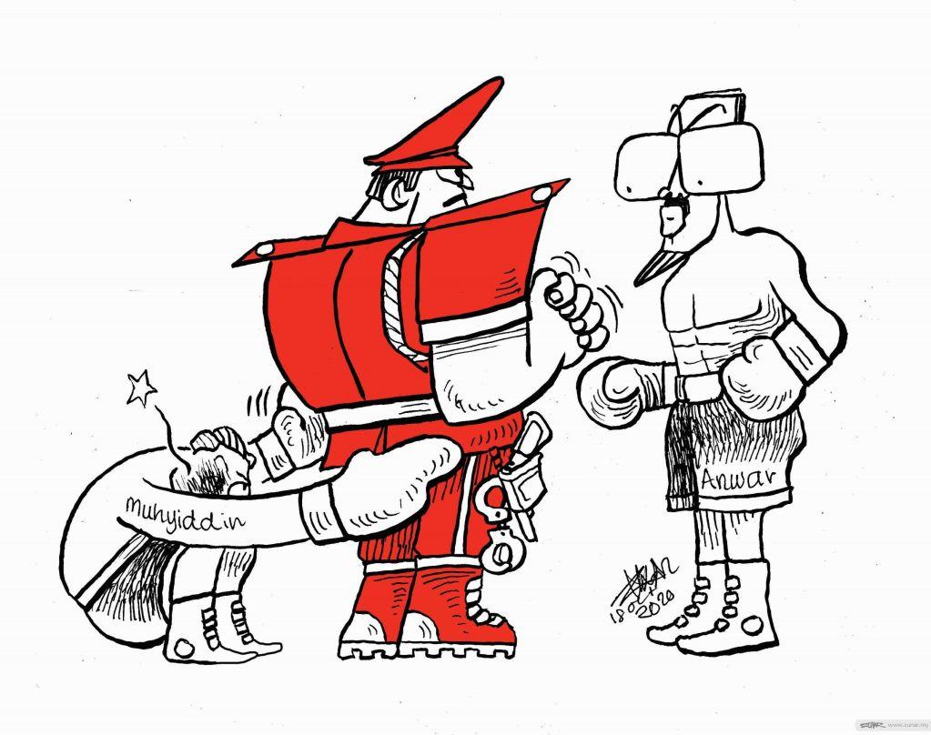 WEB Cartoonkini KALAH POLITIK 18 Oct 2020 (Custom)
