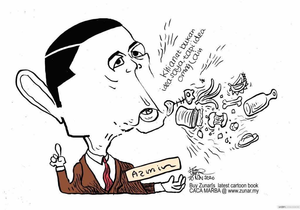 WEB Cartoonkini SAMPAH 30 Nov 2020 (Custom)