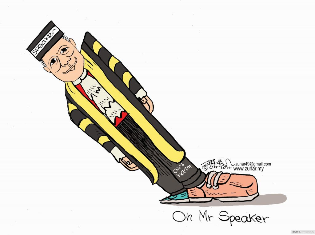 WEB Cartoonkini SPEAKER SENGET 31 Oct 2020 (Custom)